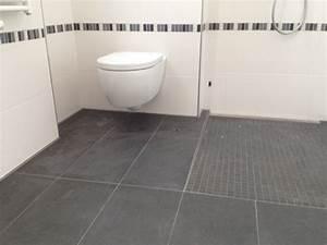 Begehbare Dusche Bauen : bodenfliesen f r begehbare dusche qg55 hitoiro ~ Michelbontemps.com Haus und Dekorationen