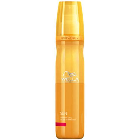 öl Spray Küche by Wella Professionals Sun Protection Spray For To