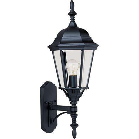 maxim lighting westlake outdoor wall mount 1003bk the