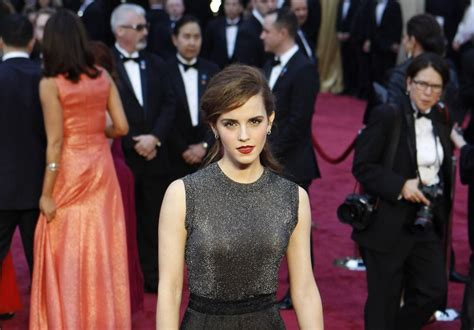 Professor Amy Aronson Makes Strides With Emma Watson