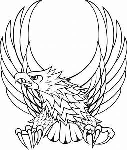 cool landing eagle tattoo design - Stylendesigns.com ...