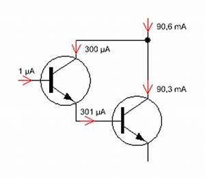 Darlington Schaltung Berechnen : der transistor ein tausendsassa ~ Themetempest.com Abrechnung