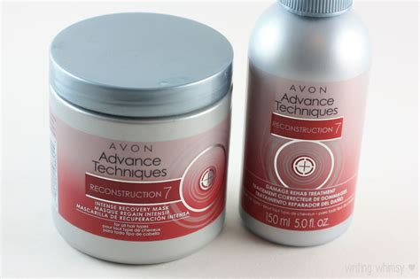 Avon Advance Techniques Reconstruction 7 Intense Recovery