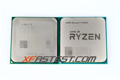 amd ryzen 7 1700x processor tested and pictured blows