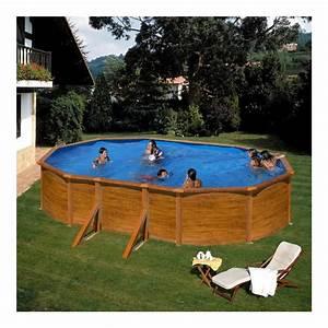 Sable Piscine Hors Sol : piscine hors sol pacific gre 610x375 h120 filtre sable ~ Farleysfitness.com Idées de Décoration