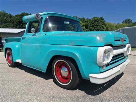 1960 Ford F100 For Sale On Classiccarscom