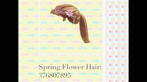 Below are 41 working coupons for roblox hair id codes from reliable websites that we have updated for users to get maximum savings. Brown Hair Roblox Id - Infoupdate.org