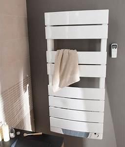 Petit Seche Serviette Electrique : seche serviette electrique 8 mod les pour une salle de ~ Premium-room.com Idées de Décoration