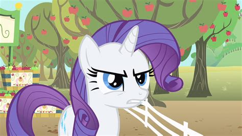 Image Rarity Is Angry S1e20png My Little Pony