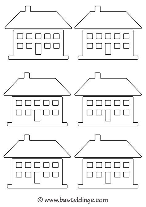 Fensterbilder Weihnachten Vorlagen Häuser by Fensterbilder H 228 User Vorlagen Basteldinge