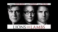 Lions for lambs soundtrack - YouTube