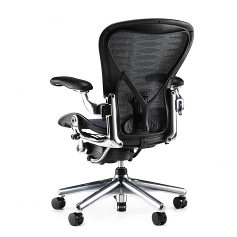 herman miller aeron executive chair precision