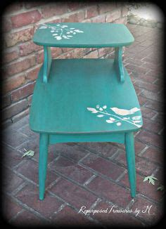 turquoise side table 1000 images about shabby chic garden decor on 2971