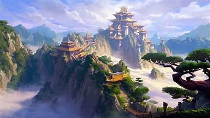 4k Fantasy Landscape Wallpapers Ultra Landscapes Backgrounds