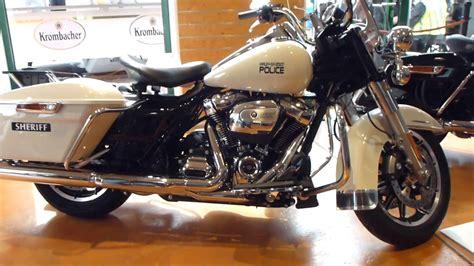 2017 Harley Davidson Police Motorcycle + Saddle Bags * See
