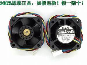 Delta Sonic Customer Service Sanyo 9g0812g1d011 12v 1 1a Dual Ball Bearing Cooling Fan