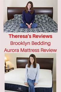 Brooklyn bedding aurora king mattress review theresa39s for Brooklyn bedding soft review