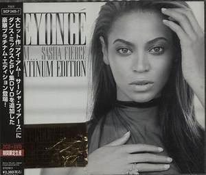 Beyonce Knowles I Am... Sasha Fierce - Platinum Edition ...