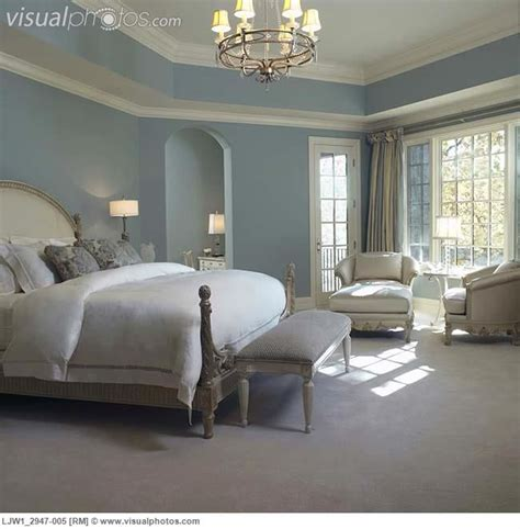 country blue paint colors master bedroom soft