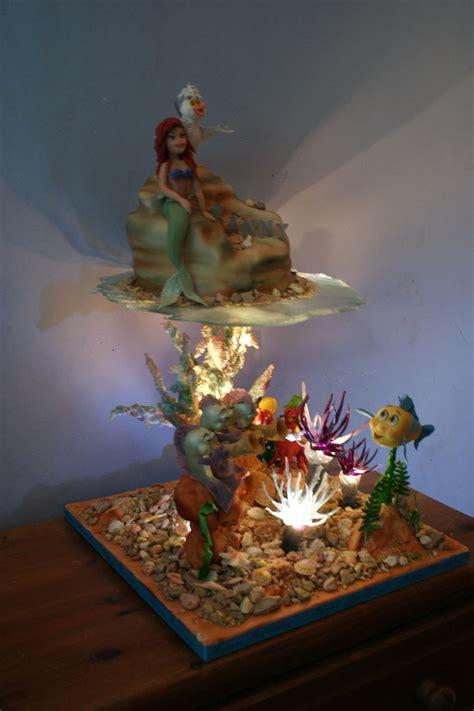 sea  mermaid cakecentralcom