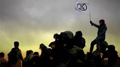 Rebellion Extinction Party Climate Resistance Raw Coal