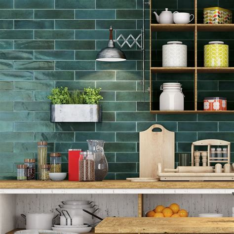 Opal Emerald   Wall Tiles   Porcelain Superstore
