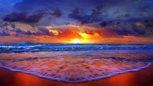 Desktop Backgrounds Beach Sunset - wallpaper.
