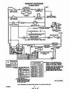 Roper F9257 1 Electric Range Parts