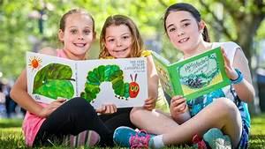 Children U2019s Reading  Australian Kids Favourite Books Revealed
