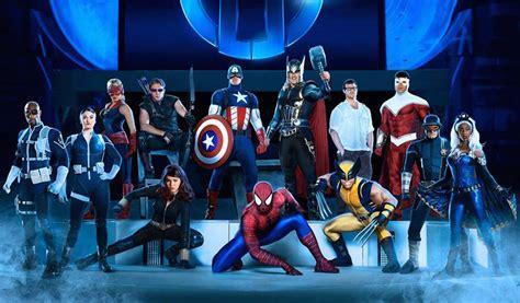 unite favorite marvel superheroes houston