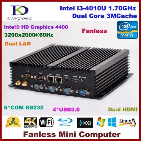 pc i3 intel hd mini industrial pc desktop intel i3 4010u intel hd
