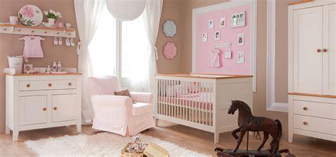 5er Baby Kinderzimmer Set Möbel Baby Mädchen Bett