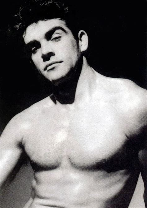 sean connery sexy a young sean connery i never knew but he competed