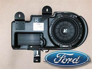Ford Oem Kicker Upgrade  450 For Forum Members Only   299