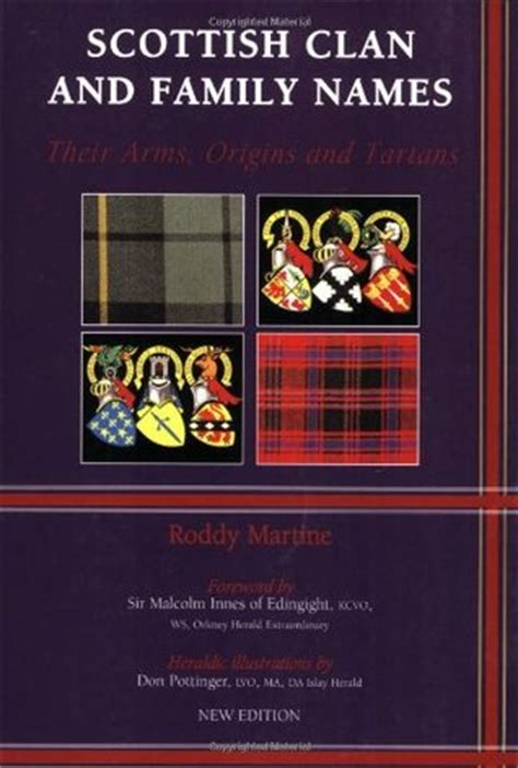 scottish clan family names  roddy martine reviews discussion bookclubs lists