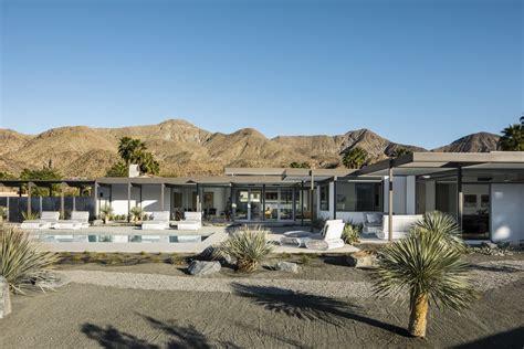R Home Design Palm Desert : The Last Donald Wexler–designed Home Ever Built Asks $2