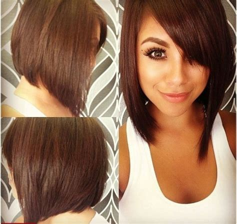 Medium Short Hairstyle For Fat Faces Short Hairstyles For