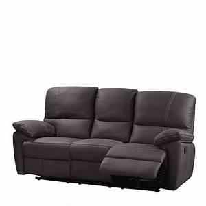 Sofa Mit Relaxfunktion : graues dreisitzer sofa mit relaxfunktion bezug aus ~ A.2002-acura-tl-radio.info Haus und Dekorationen