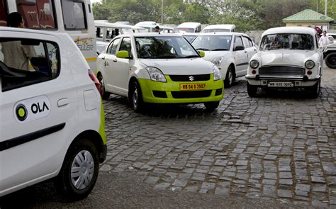 Don't Take Action Till Panel Formulates Policy On App-based Cabs