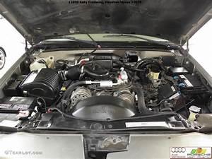 2000 Cadillac Escalade 4wd 5 7 Liter Ohv 16