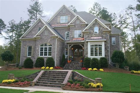 Beautiful Homes  Traditional  Exterior  Raleigh  By