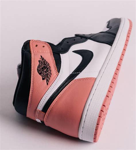 pink rust jordan air release date 1s silver update via another sneakerfiles