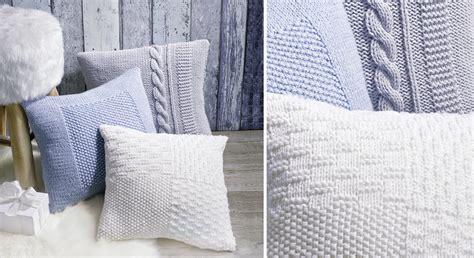 coussin 60x60 pour canapé des housses de coussin à tricoter prima