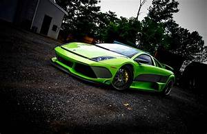 Green Lamborghini Gallardo Wallpaper HD ~ Wallpaper Area ...
