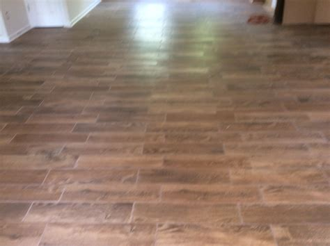 Replacing Hardwood Floors With Tile by Is This Tile Installed Correctly Home Improvement Stack