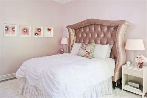 pink velvet headboard pink velvet headboard transitional s room smith
