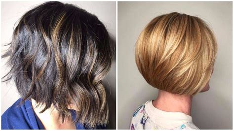 30 Glamorous Black Layered Bob Hairstyles 2018