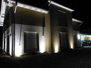 Außenbeleuchtung Haus Led : au enbeleuchtung haus strahler glas pendelleuchte modern ~ Lizthompson.info Haus und Dekorationen