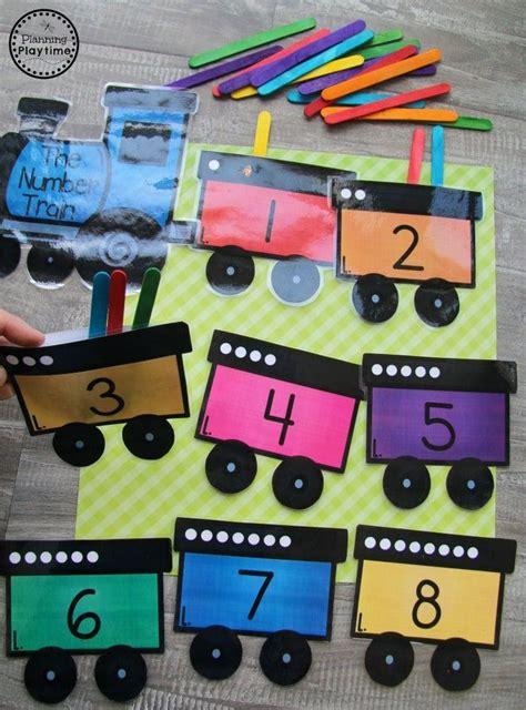 transportation worksheets train preschool activities