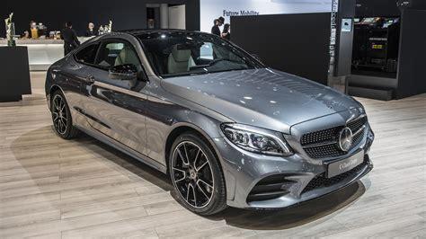 Mercedes Benz C Coupe 2019 The Mercedes Benz